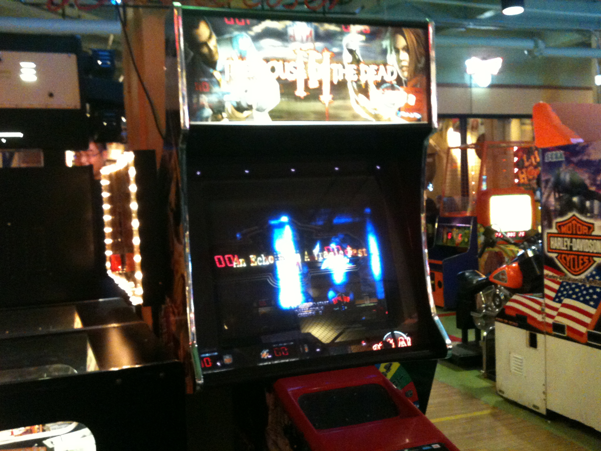Players Arcade and Sports Bar - The House of the Dead III