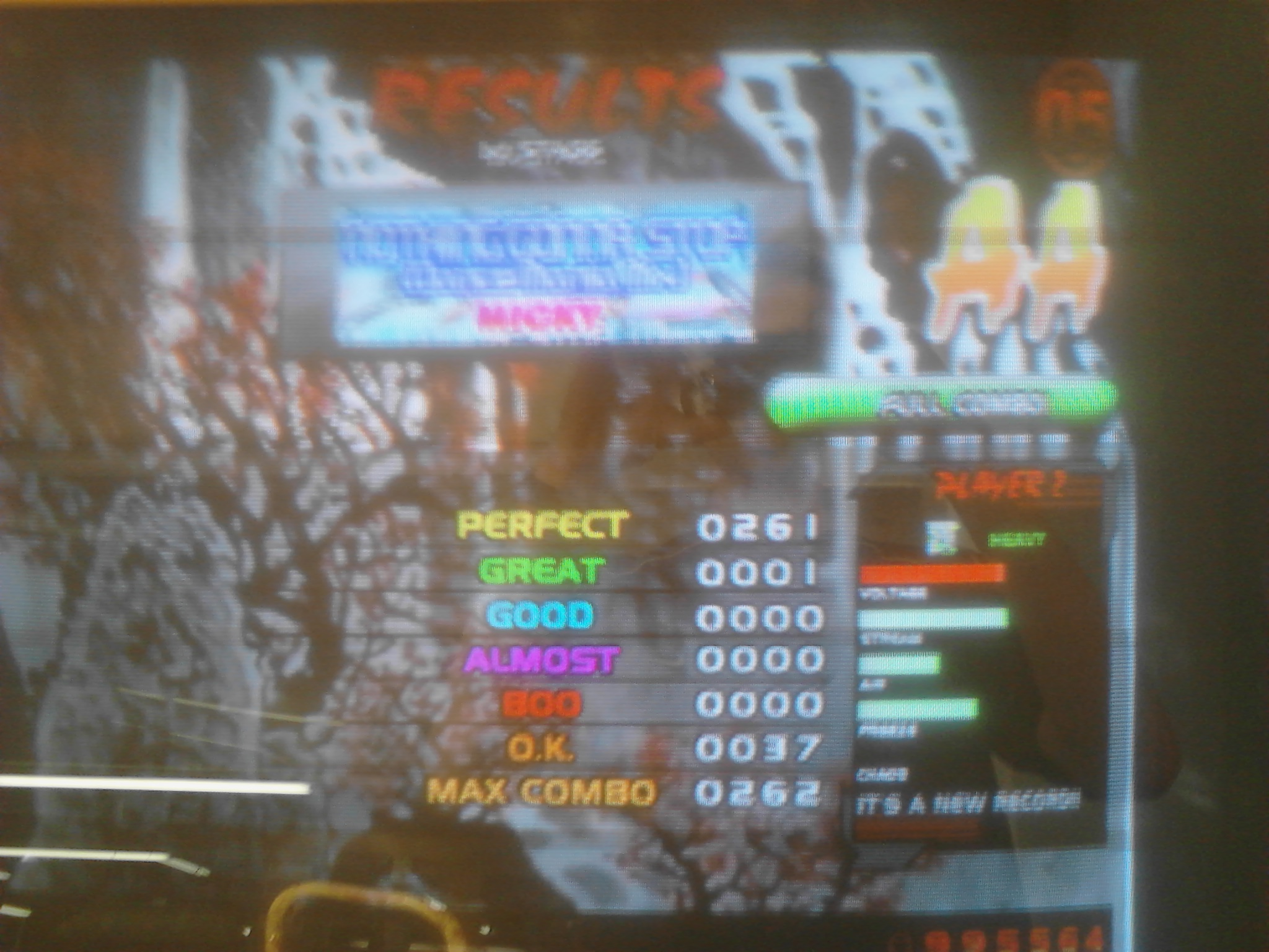 Nothing gonna Stop (on SM Cab)