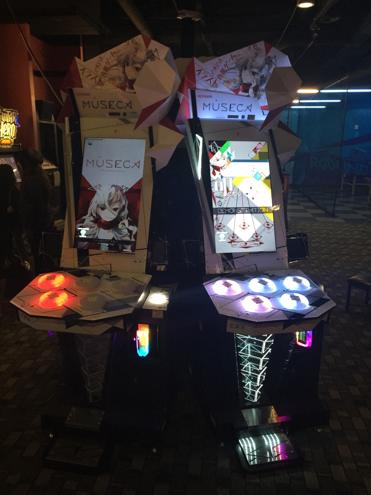 Museca times Dos  - Arcade Locations - Picture Gallery - ZIv