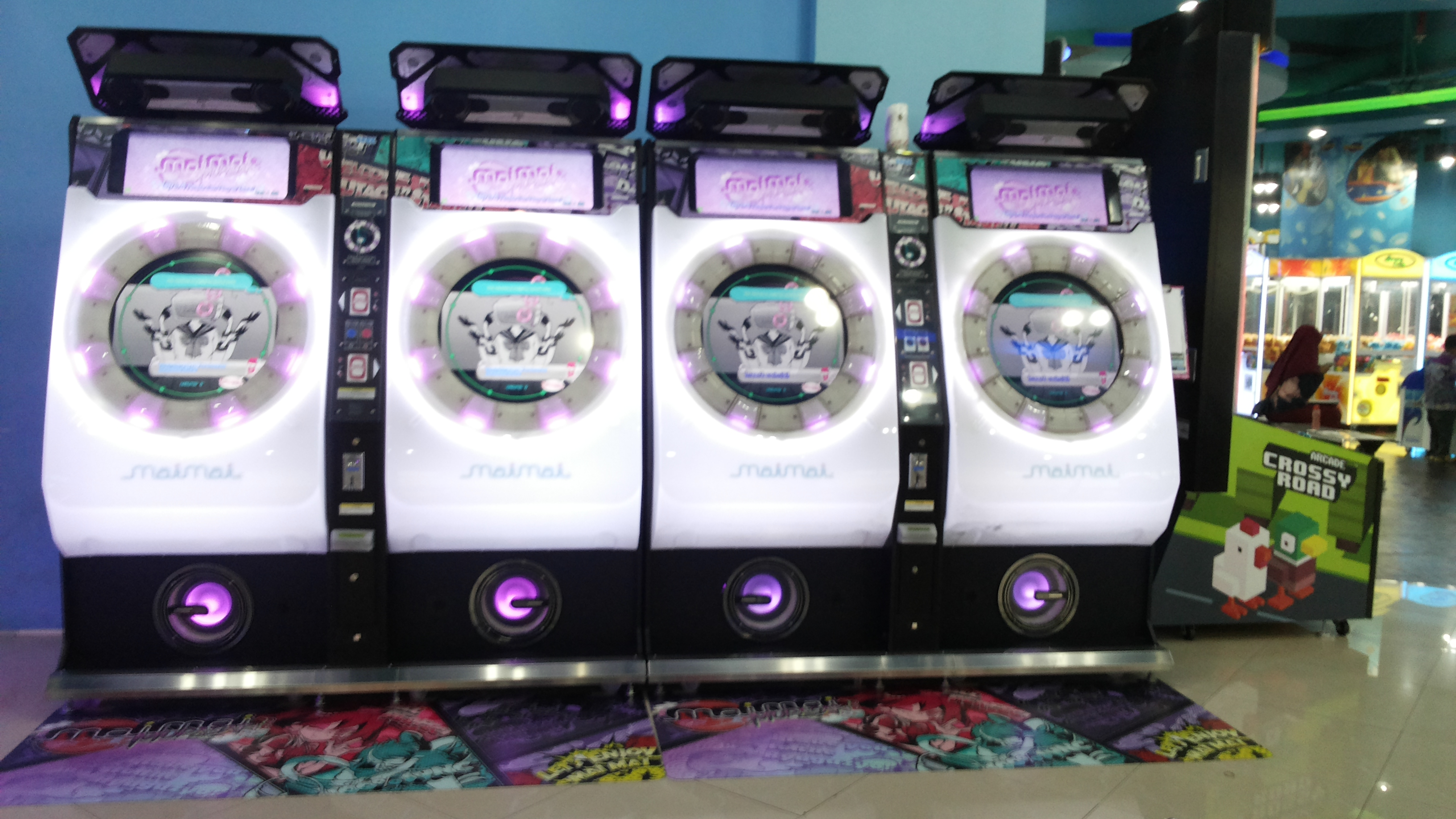 Maimai Murasaki - Arcade Locations - Picture Gallery