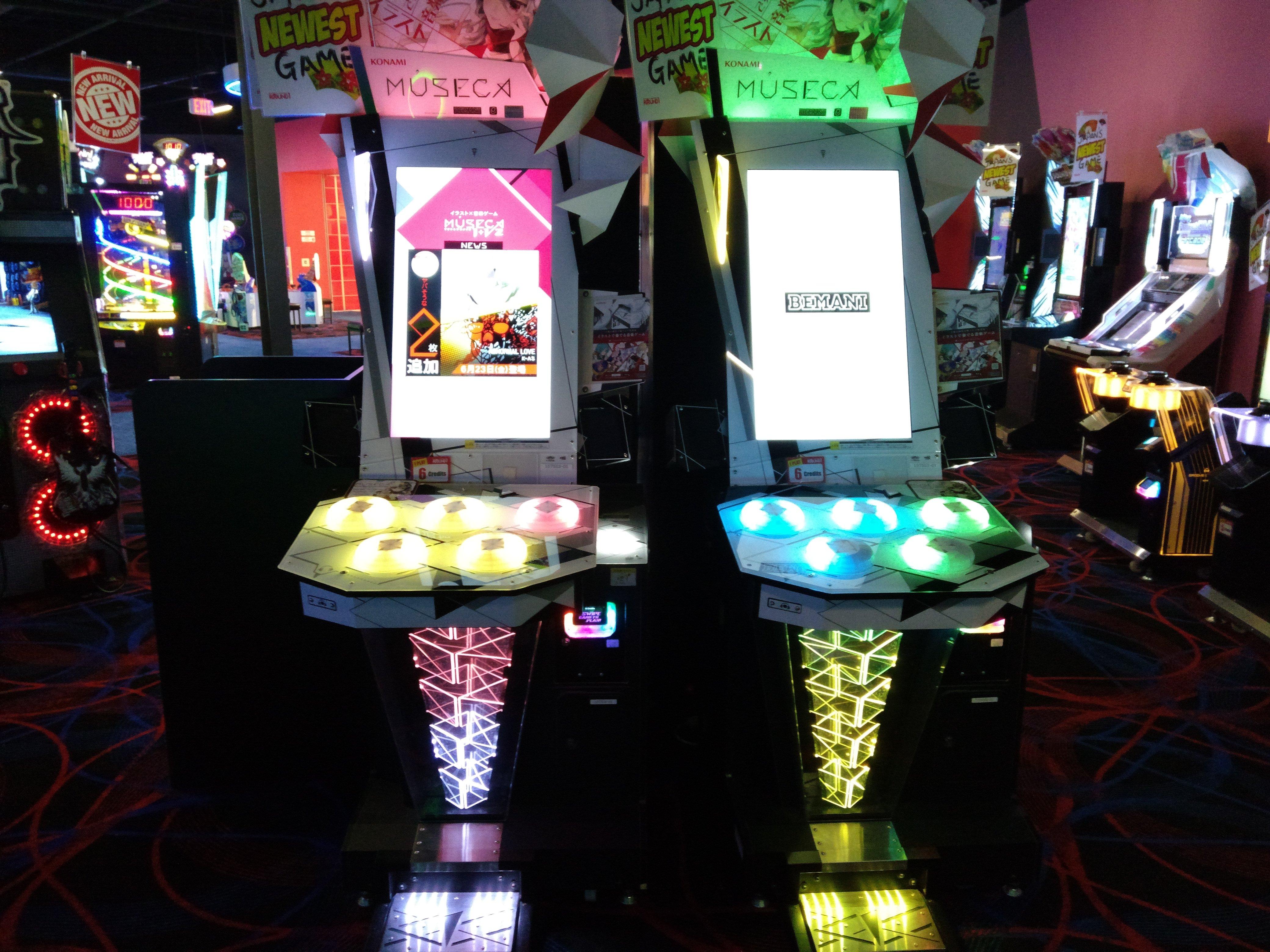 MÚSECA 1+1/2 - Arcade Locations - Picture Gallery - ZIv
