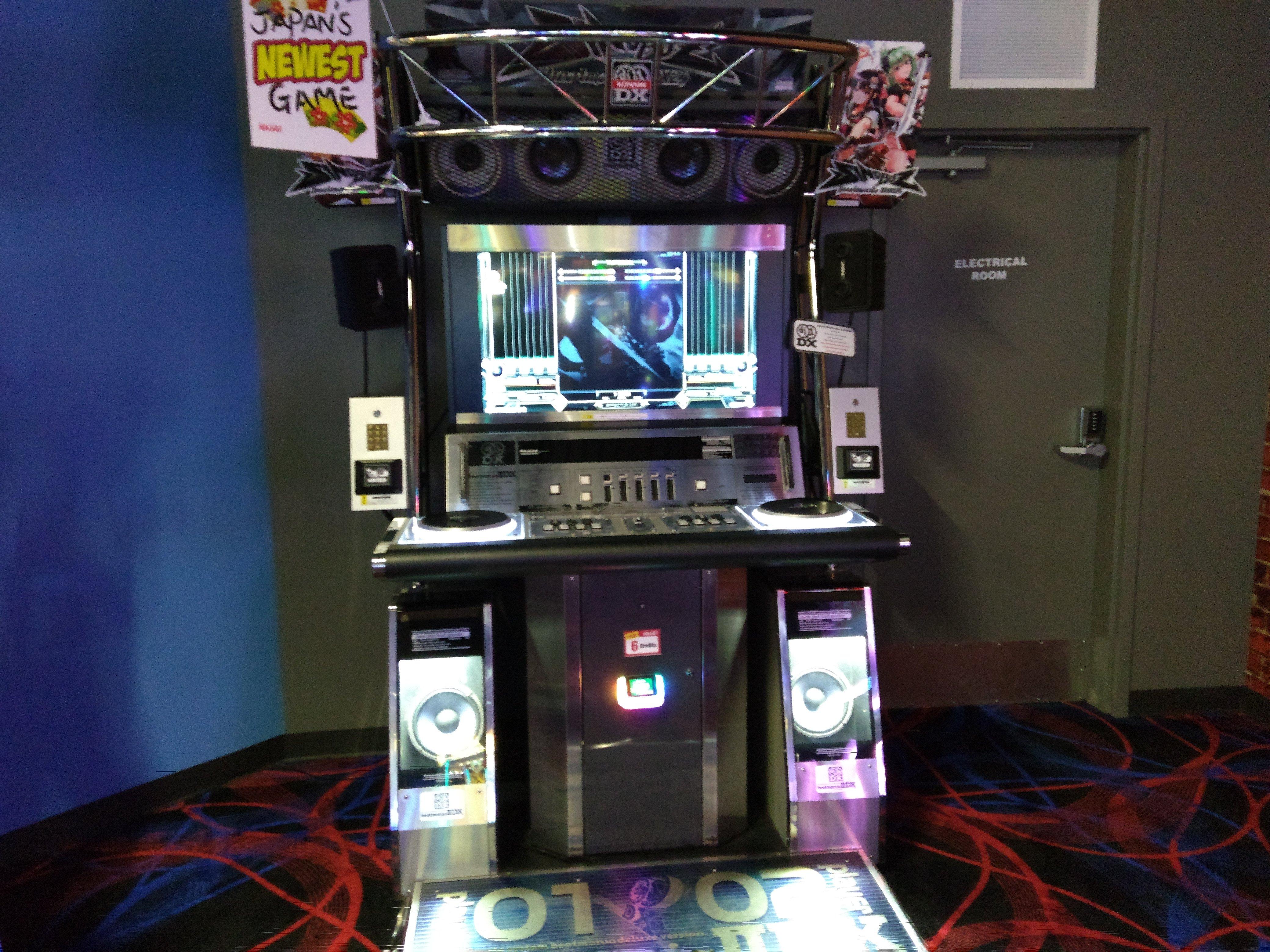 beatmania IIDX 24 SINOBUZ - Arcade Locations - Picture Gallery - ZIv