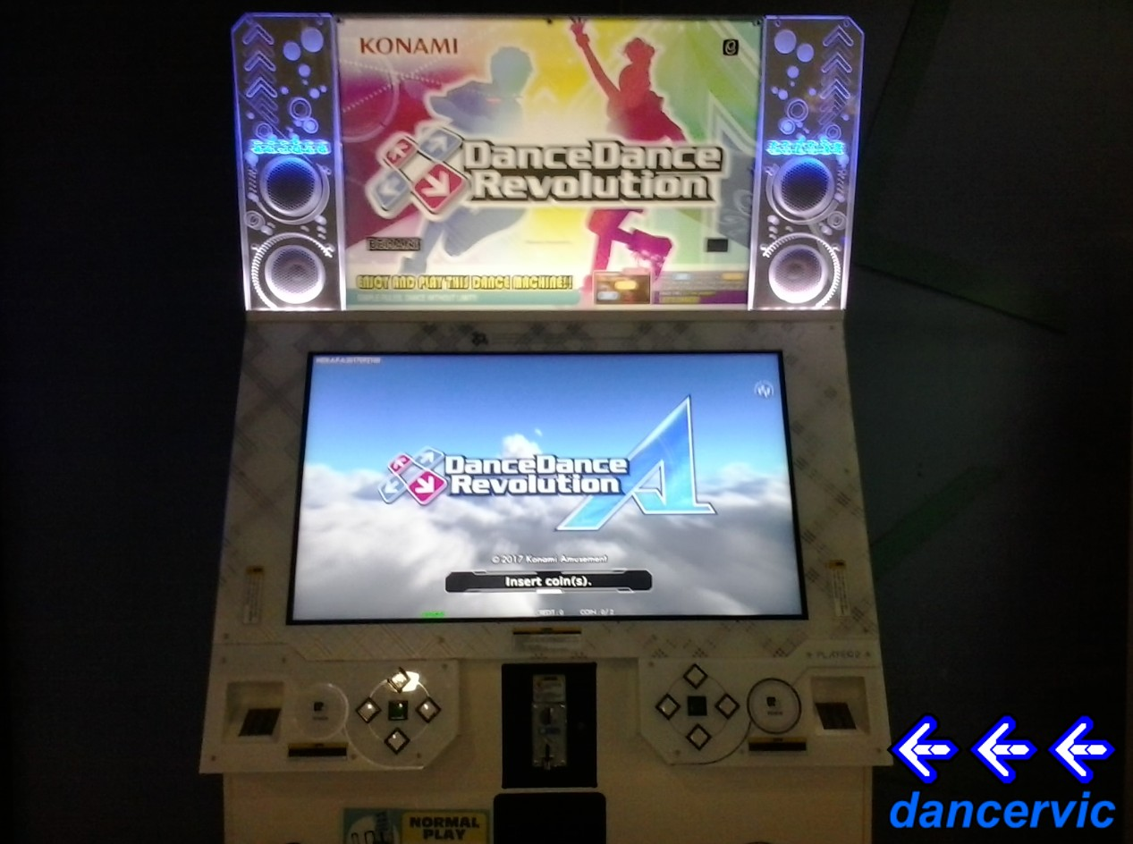 Dance Dance Revolution A (ASIAN Ver.)