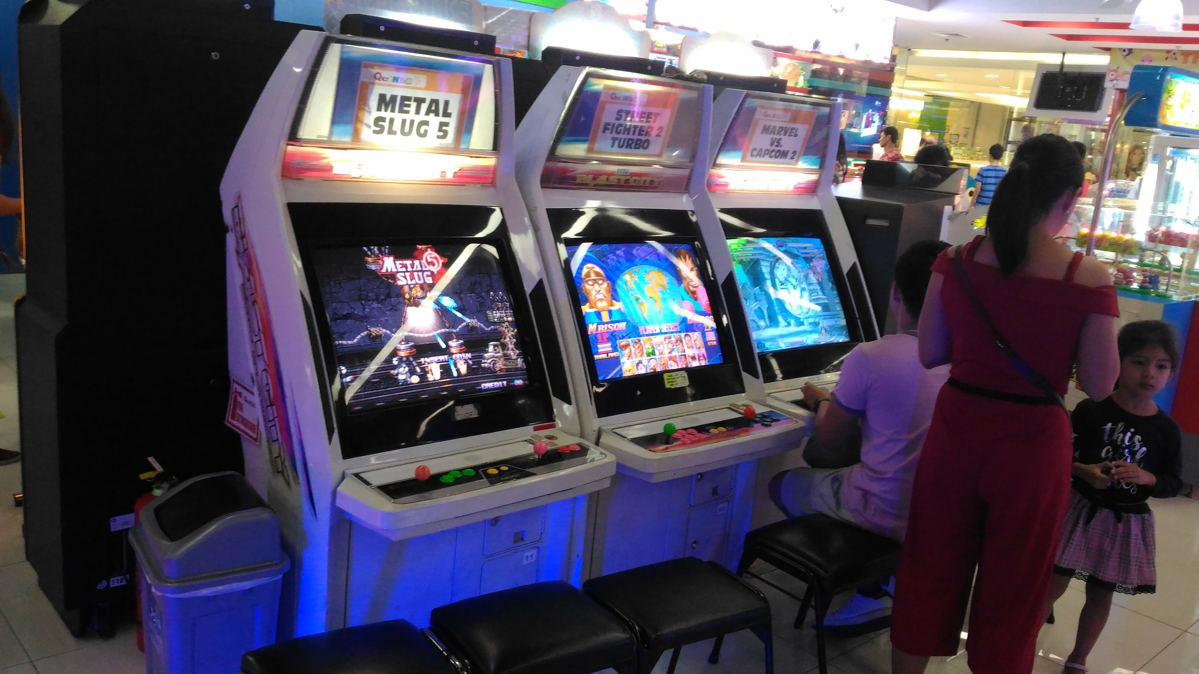 3 sega blast city candy cabinets arcade locations picture