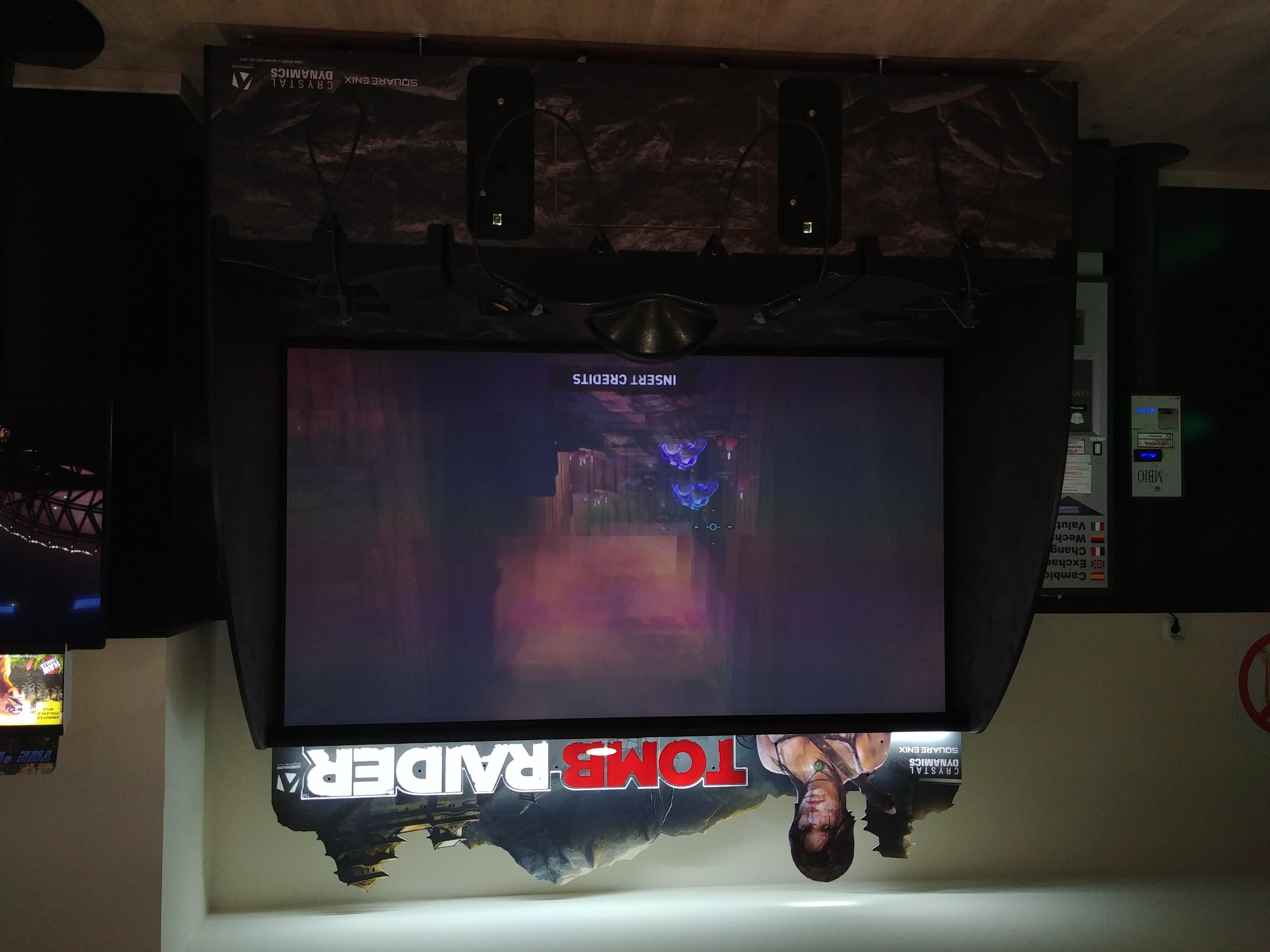 Tomb Raider arcade - Arcade Locations - Picture Gallery - ZIv