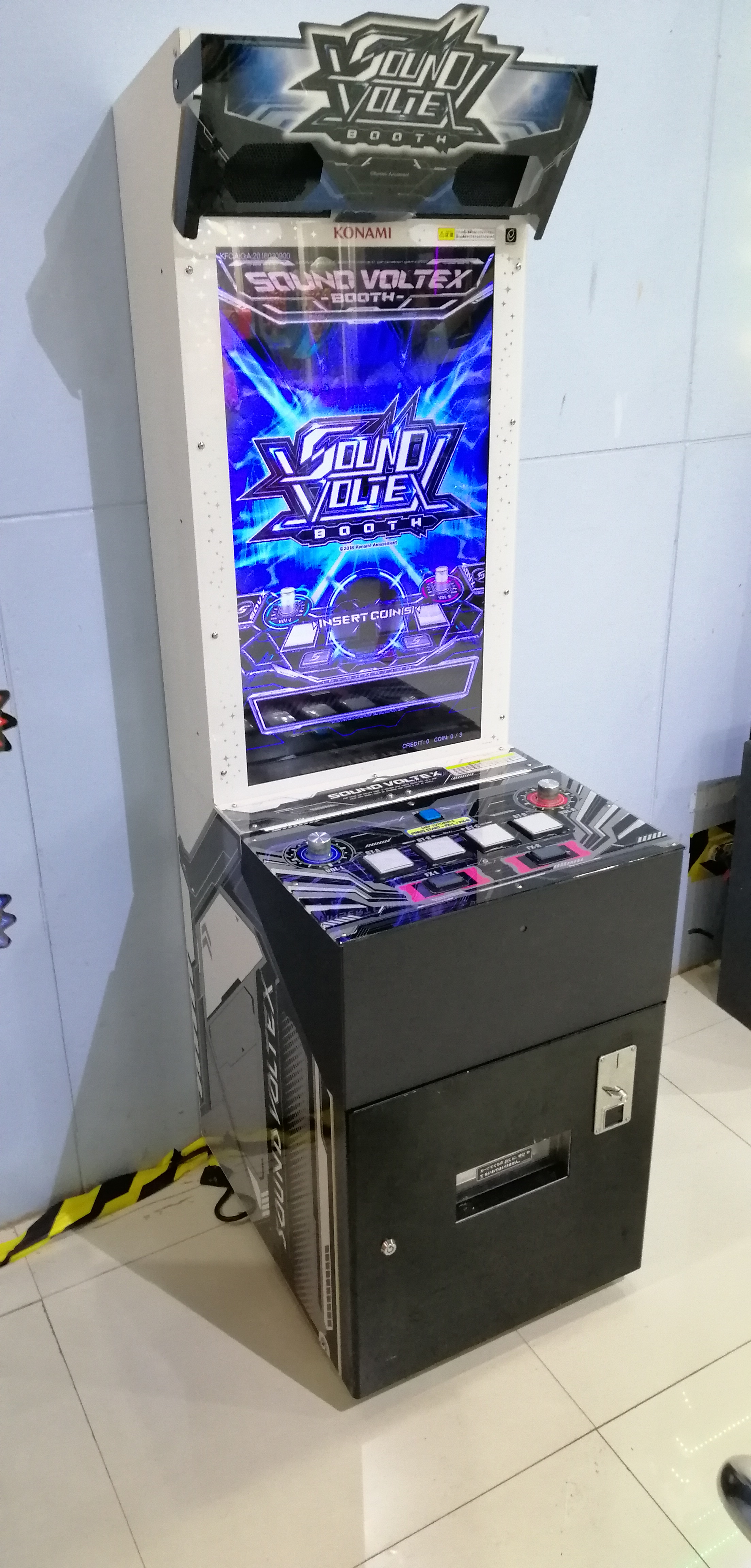 Sound Voltex BOOTH - Arcade Locations - Picture Gallery - ZIv