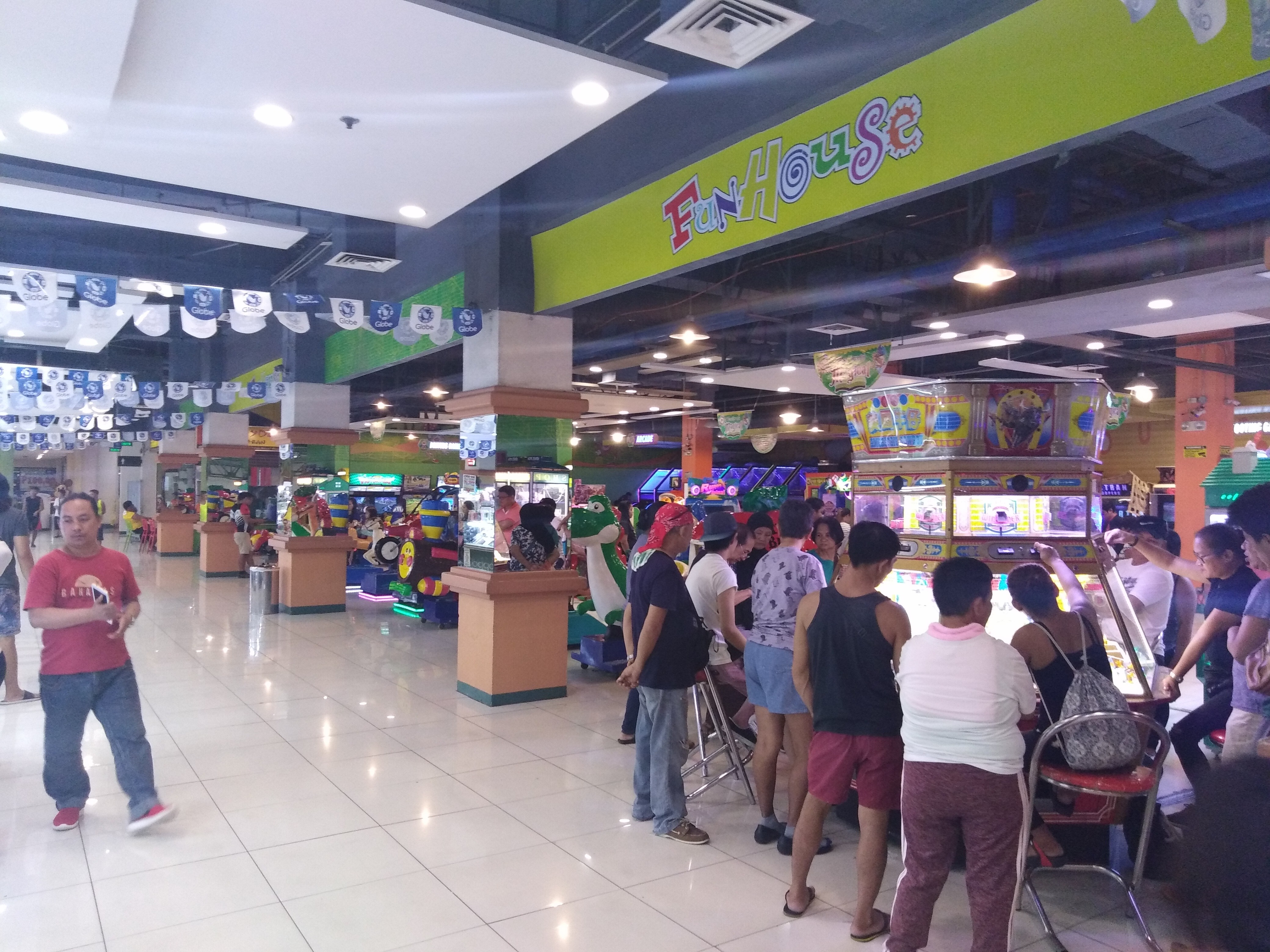Front of FunHouse Tutuban Centermall II, 10/07/2019