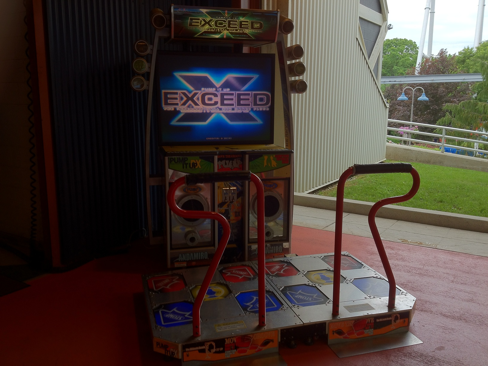 Pump it Up Exceed