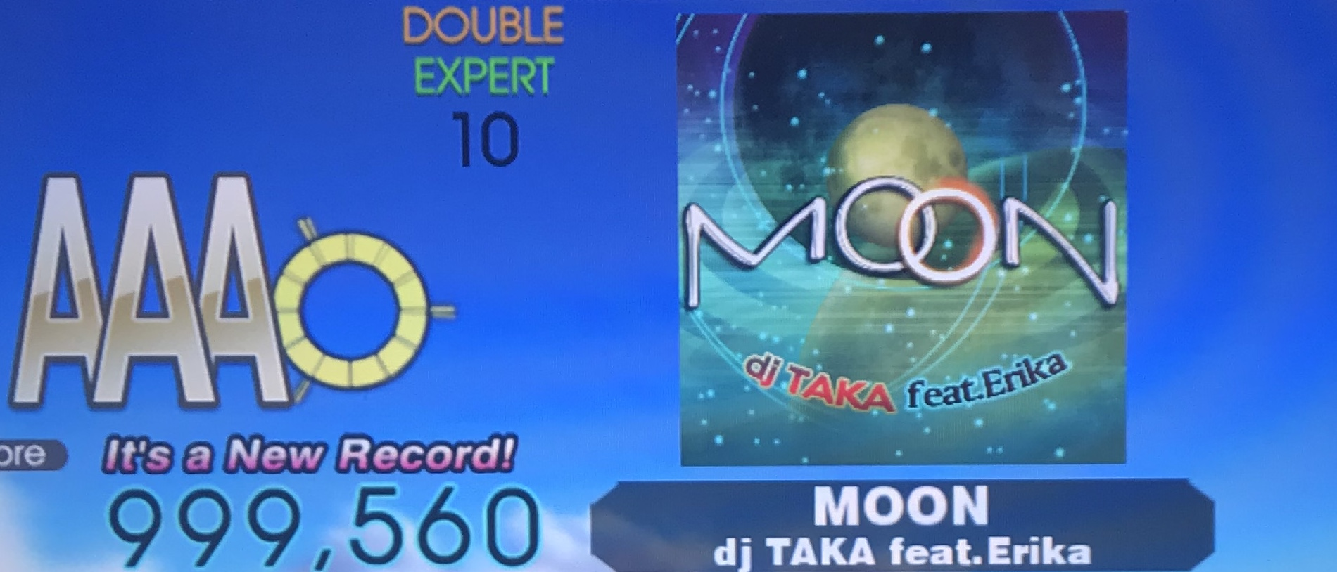 MOON DOUBLEs  PFC DDR A