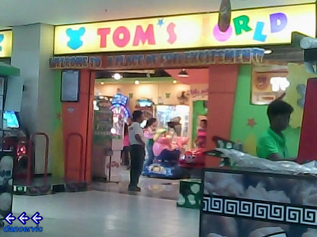 TOM'S WORLD (GF) Ever GOTESCO ORTIGAS CENTER