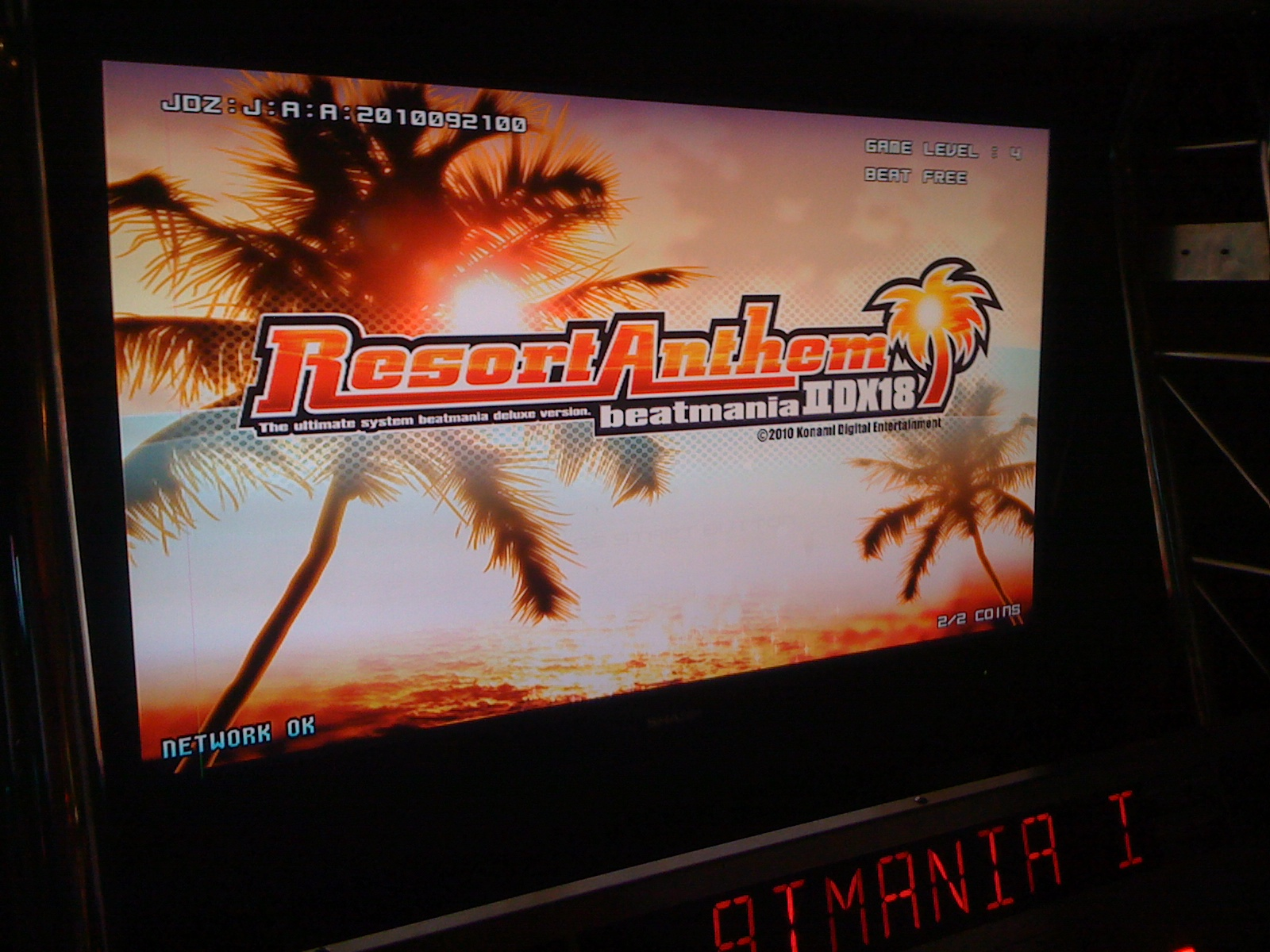 8 on the Break - IIDX Resort Anthem w/E-amusement