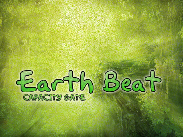 Earth Beat background