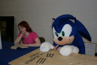 Chloe and Sonic