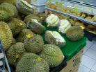 durian...?