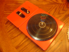 DJH Maxninja Turntable