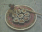 Homemade Kimbap
