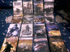 My PC DVD & CD Games