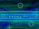 Evans background