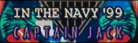 IN THE NAVY '99 Banner