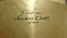 18in / 45cm Zildjian K Custom Crash 1