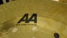 19in / 48cm Sabian AA China
