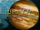 Jupiter: The Bringer of Jollity