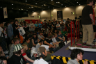 Tournament Crowd