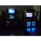 DDR X3 and PIU NX2