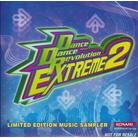 Dance Dance Revolution EXTREME 2 Limited Edition Music Sampler