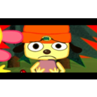 Parappa frowny face