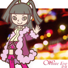 White Eve-jacket (Retina)