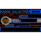 beatmania 6thMix blank mode select