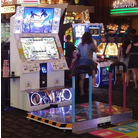 Dave & Buster's Roseville DDR A Machine
