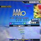 B4U (B4 ZA BEAT MIX) PFC DDR A