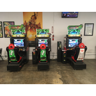 2 of Arcade Infinity's Maximum Tune 3dx+ games are running again at Desert Sky Games