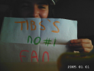 Me And My Tibs's No1 Fan Banner