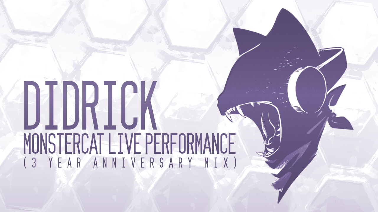 Monstercat Live Performance (3 Year Anniversary Mix) - Bad