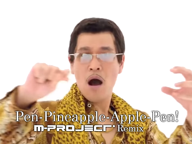 pen pineapple apple pen ppap m project remix the simfiles from
