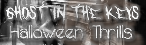 summerween ghost in the keys halloween thrills