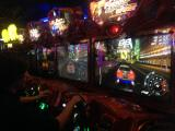 Supercars Dave & Buster's Hollywood & Highland