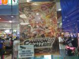 IIDX 25 Cannon Ballers poster @ Quantum SM North EDSA