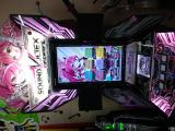 One of two Sound Voltex cabs running Vividwave
