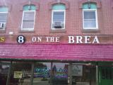 8 on the Break - Front
